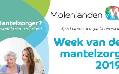 Week van de Mantelzorg: programma en aanmelden