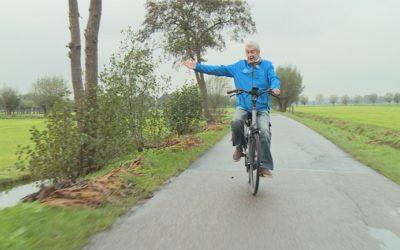 Eenzaamheid op het platteland: fietsmaatjes gezocht!